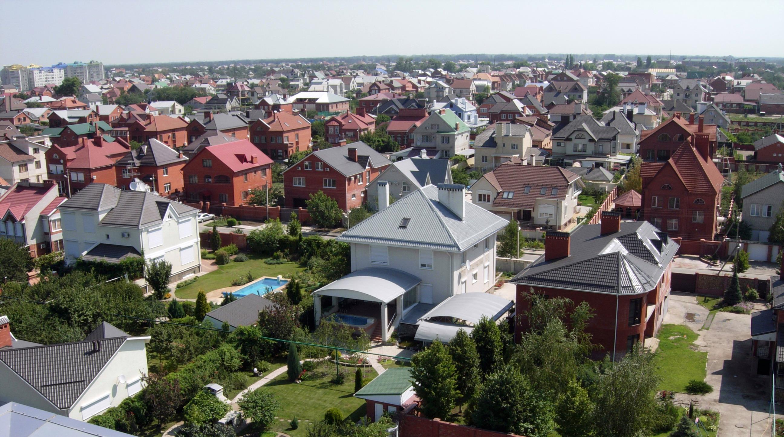 рублёвка фото поселка фото