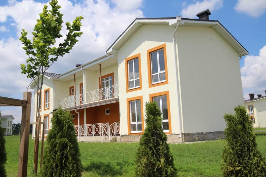 Дуплексы в КП Немецкая деревня Краснодар