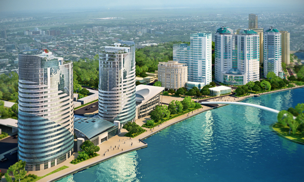 Жилой комплекс Адмирал Краснодар