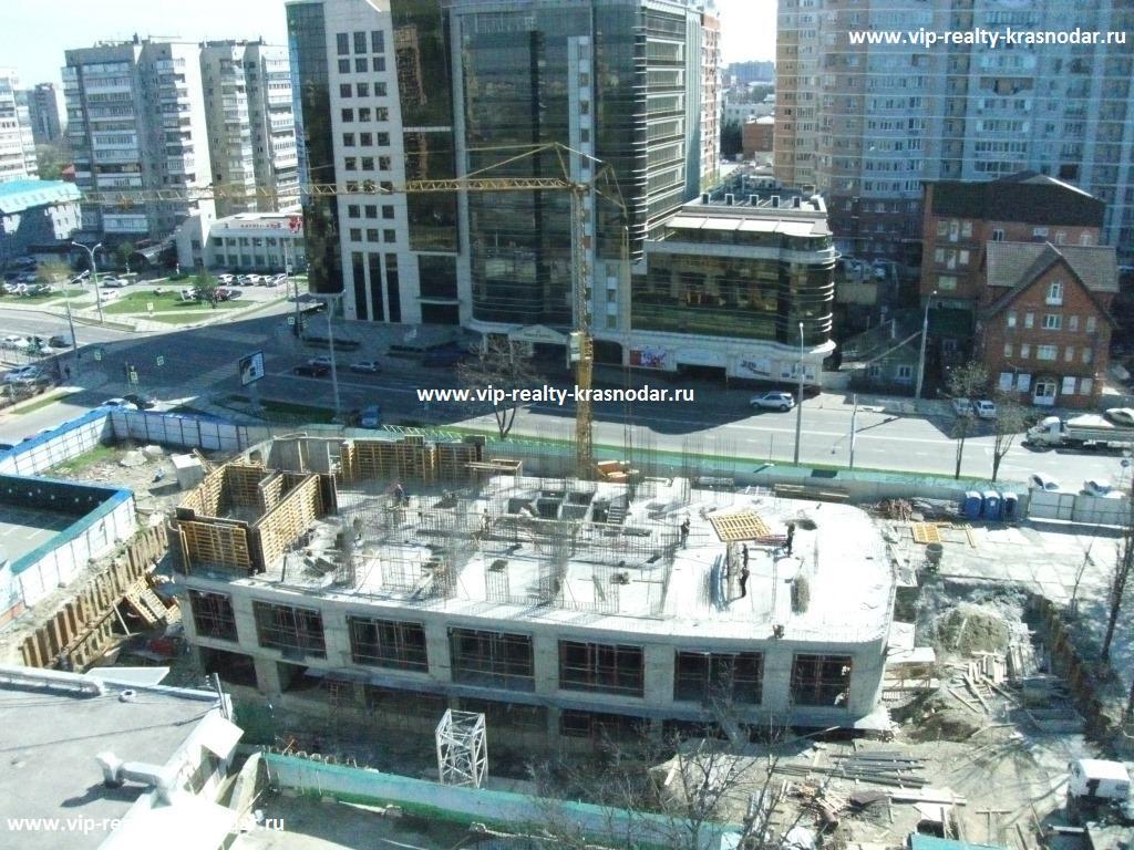ЖК Солнечный дом этапы строительства
