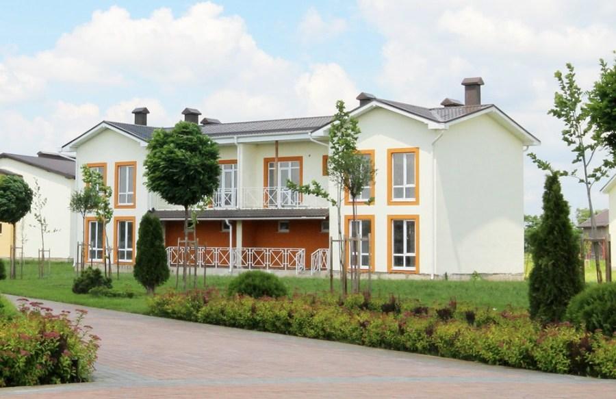 Таунхаусы и дуплексы в Немецкой деревне Краснодара