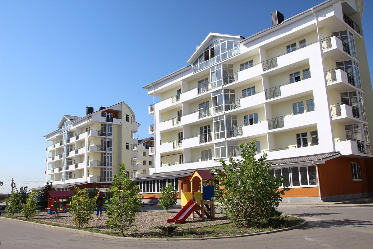 Квартиры в Немецкой деревне Краснодар