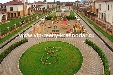 Коттеджный поселок Екатериновка Краснодар